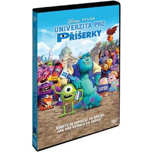DVD Univerzita pro příšerky - Disney