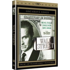 DVD Wall Street - Oliver Stone