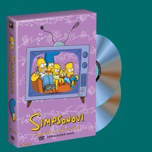 Simpsonovi 3. sezóna 4 DVD