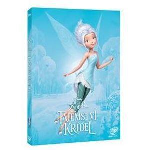 DVD Zvonilka: Tajemství křídel