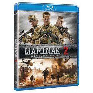 Mariňák 2: Bitevní pole Blu-ray - Don Michael Paul