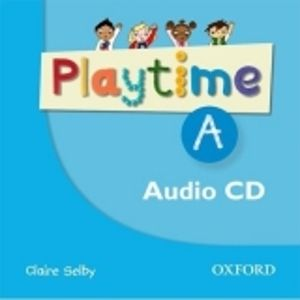 Playtime - Level A - Audio CD