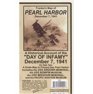 Pearl Harbor Guide Map