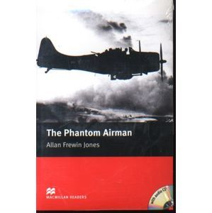 The Phantom Airman + CD - Jones Frewin Allan