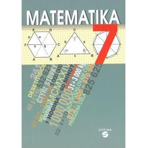Matematika 7. r. - Kouřilová, Trávníčková