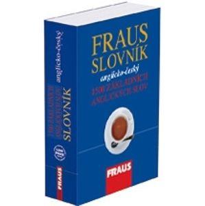 Anglicko - český slovník - 1 500 základních anglických slov