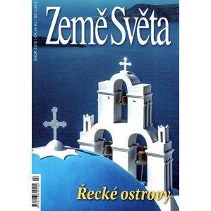 Země světa - Řecké ostrovy 2/2015
