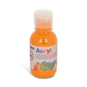 Akrylová barva PRIMO - 125 ml, oranžová
