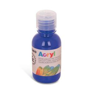 Akrylová barva PRIMO - 125 ml, modrá