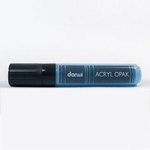 DARWI Akrylová fixa - MAXI - 25ml/15mm - světle modrá
