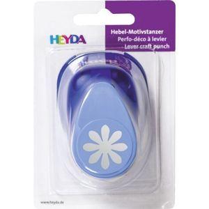 Ozdobná děrovačka na papír Heyda, 25 mm - Květina