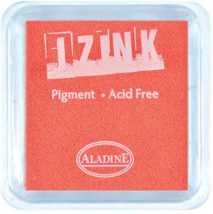 Inkoust IZINK mini, pomaluschnoucí - neonová oranžová