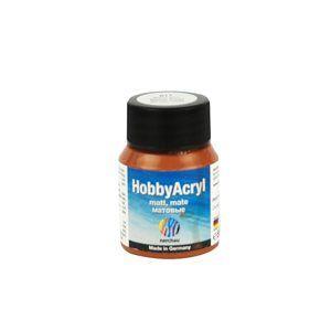 Hobby Acryl matt Nerchau - 59 ml - hnědá