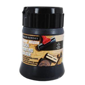 Daler-Rowney tiskařská barva 250 ml - černá