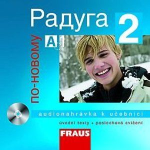 Raduga po-novomu 2 - audio CD /A1/
