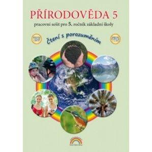 Přírodověda pro 5. ročník ZŠ - pracovní sešit, Čtení s porozuměním - Thea Vieweghová