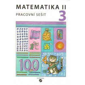 Matematika II pro speciální ZŠ - PS 3 - Blažková,Gundzová
