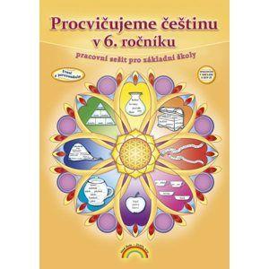 Procvičujeme češtinu v 6. ročníku - pracovní sešit /Čtení s porozuměním/ - Mgr. Karla Prátová