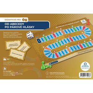 Didaktická desková hra - Od abecedy po párové hlásky