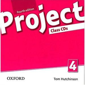 Project 4 - Fourth Edition - Class Audio CD - Hutchinson, T.