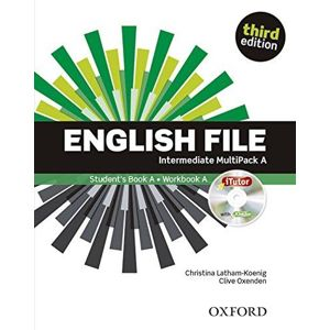 English File Third Edition Intermediate Multipack A - Latham-koenig, Ch. - Oxenden, C.