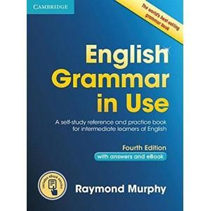 English Grammar in Use 4th Edition with answers and eBook - Murphy Raymond