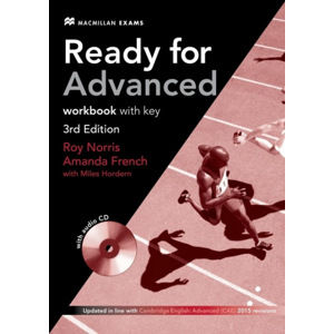 Ready for Advanced (CAE) 3rd Edition - Workbook with key Pack - Amanda French, Roy Norris
