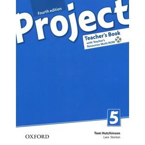 Project 5 - Fourth Edition - Teacher's Book with Online Practice Pack - Hutchinson, T.; Rezmuves, Z.