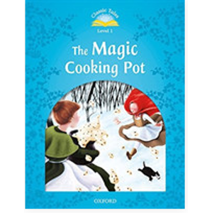 Classic Tales Second Edition Level 1 the Magic Cooking Pot + Audio Mp3 Pack - Arengo, Sue