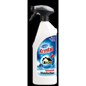 KRYSTAL - univerzální dezinfekce 750 ml sprej
