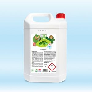 Real green clean - plochy - 5 kg