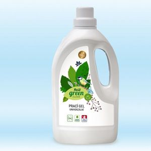 Real green clean - prací gel - 1,5 L