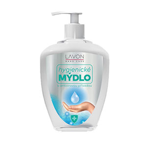 Lavon hygienické mýdlo s antivirovou přísadou - 500 ml