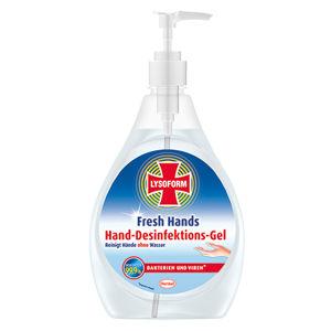 LYSOFORM dezinfekční gel na ruce - 480 ml