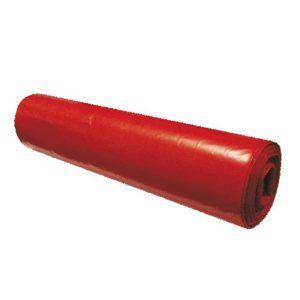 Pytle na odpad 120 l - červené 45 mikronů ( 25 ks )