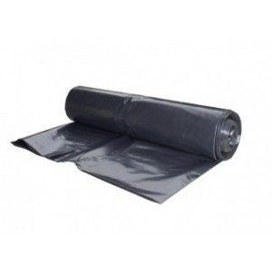 Pytle na odpad 160 l - černé 50 mikronů ( 10 ks )