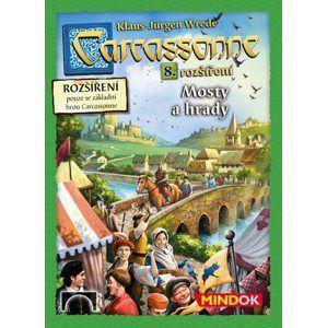 Carcassonne - Mosty a hrady (8. rozšíření)