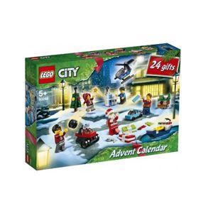 LEGO City 60268 Adventní kalendář 2020