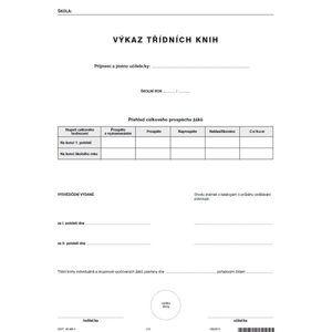 Výkaz třídních knih pro ZUŠ - ŠVP- novinka 2013