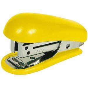 RON Mini sešívačka 702 - žlutá