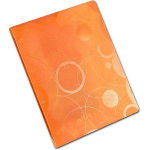 PP Pořadač 4kroužek A4 2 cm Neo Colori - oranžová