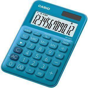 Casio Kalkulačka MS 20 UC BU - modrá