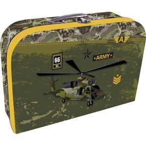Dětský kufřík Army