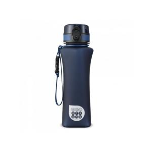 Láhev na pití 500 ml Ars Una matná - tmavě modrá