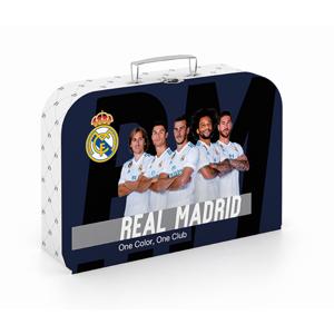Dětský kufřík lamino 34 cm - Real Madrid