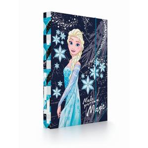 Desky na sešity s boxem A4 - FROZEN/Ledové království 2019