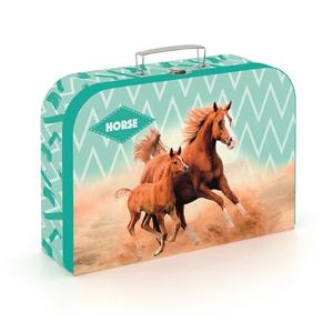 Dětský kufřík lamino 34 cm - kůň romantic 2020
