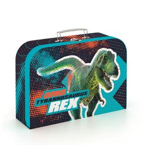 Dětský kufřík lamino 34 cm - Dino Tyrannosaurus Rex
