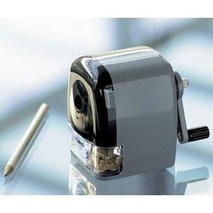 DAHLE 133 Ruční ořezávátko pro tužky do průměru 11,5 mm - šedočerné