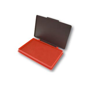 Kores Razítková poduška 7x11 cm - červená
